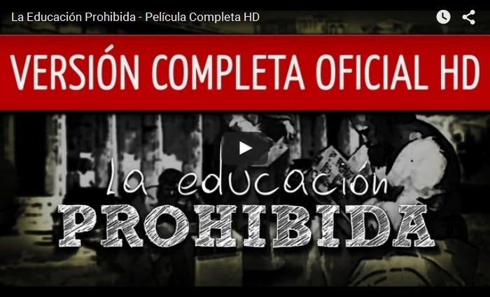 LaEducaciónProhibida-Video-BlogGesvin