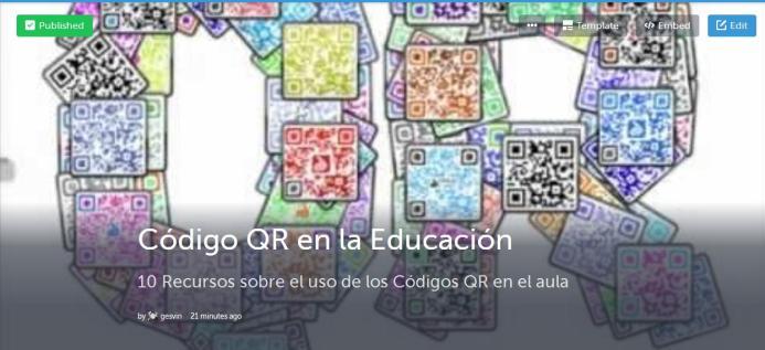 CodigoQRAplicacionesEducacion