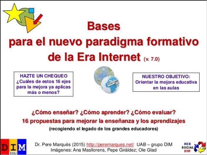 ComoEnseñarAprenderEraInternet-Presentación-BlogGesvin