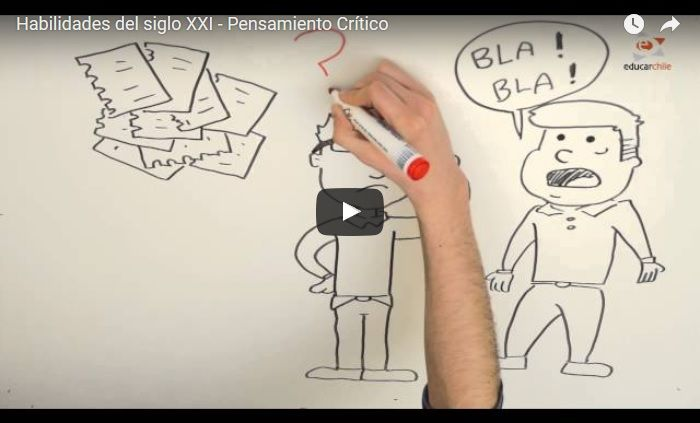 HabilidadesSigloXXIPensamientoCrítico-Video-BlogGesvin