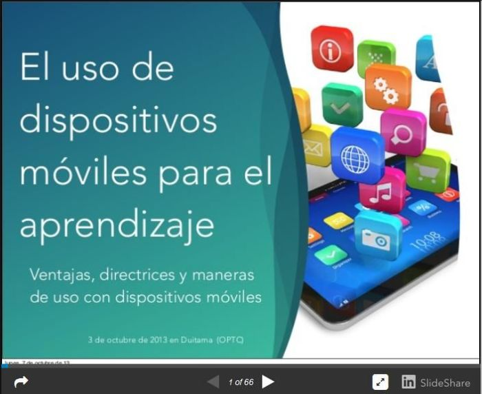DispositivosMóvilesUsosAprendizaje-Presentación-BlogGesvin