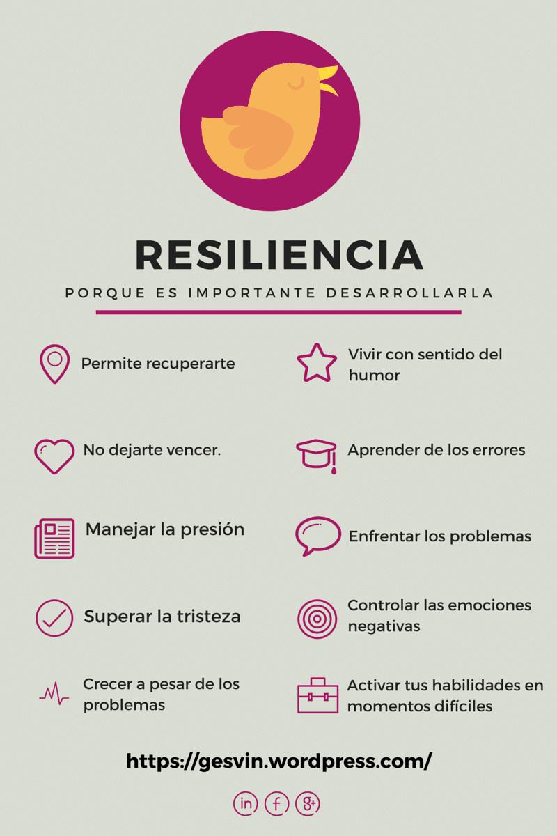 Resiliencia – 10 Importantes Razones para Desarrollarla ...