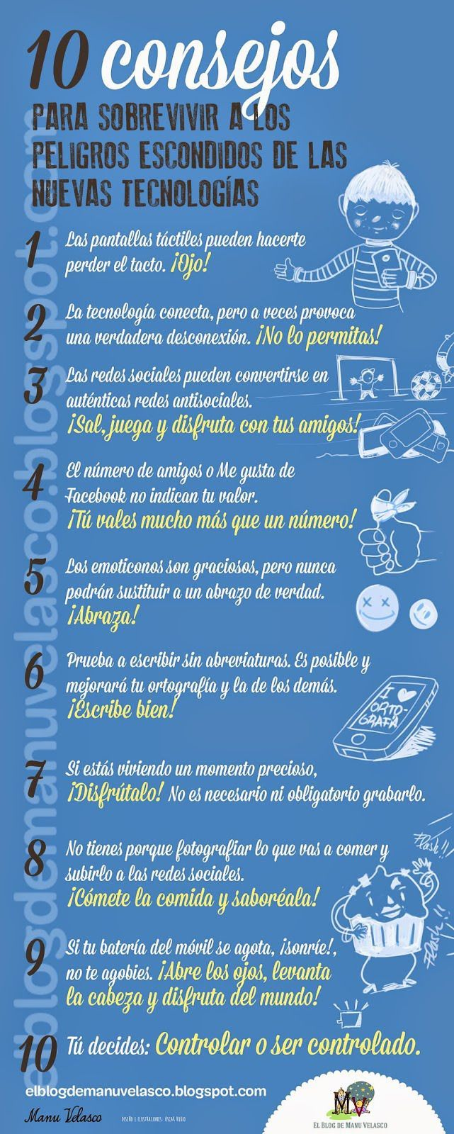 10ConsejosDisfrutarSaludablementeTecnología-Infografía-BlogGesvin