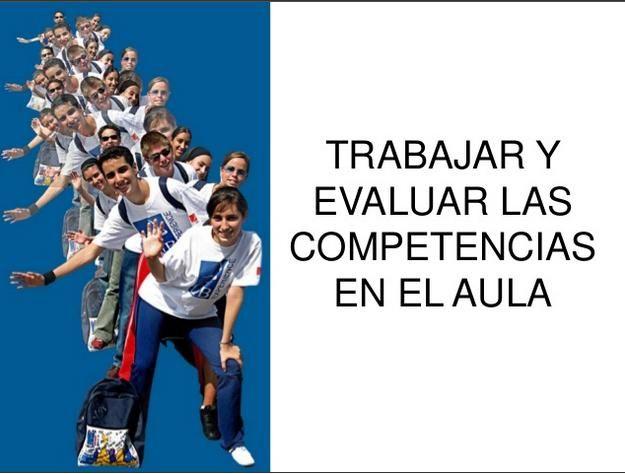 ComoTrabajarEvaluarCompetenciasAula-Presentación-BlogGesvin