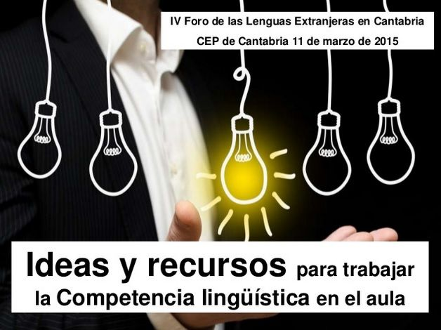 CompetenciaLingüísticaIdeasRecursosAula-Presentación-BlogGesvin