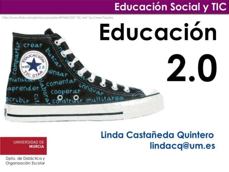 Educación20AprendizajeSocialTIC-Presentación-BlogGesvin
