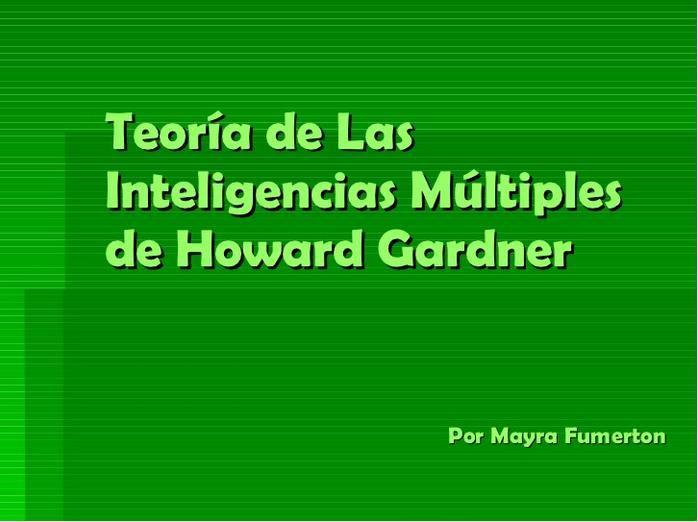 InteligenciasMúltiplesPropuestasAula-Presentación-BlogGesvin
