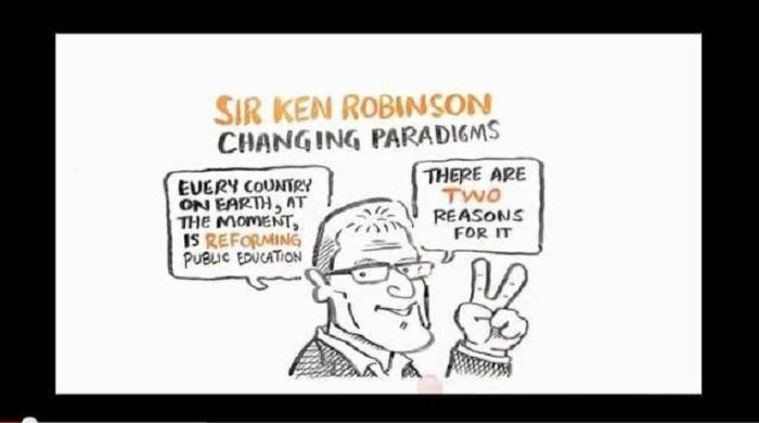 CambiandoParadigmasEducaciónKenRobinson-Video-BlogGesvin