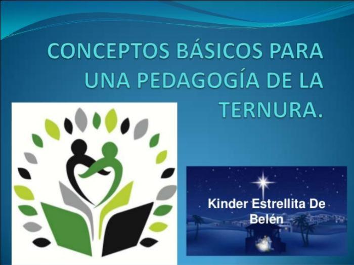 PedagogíaTernuraConceptosEsenciales-Presentación-BlogGesvin