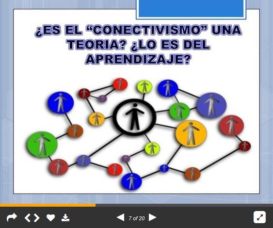 TeoríasAprendizajeEntornosConectadosUbícuos-Presentación-BlogGesvin