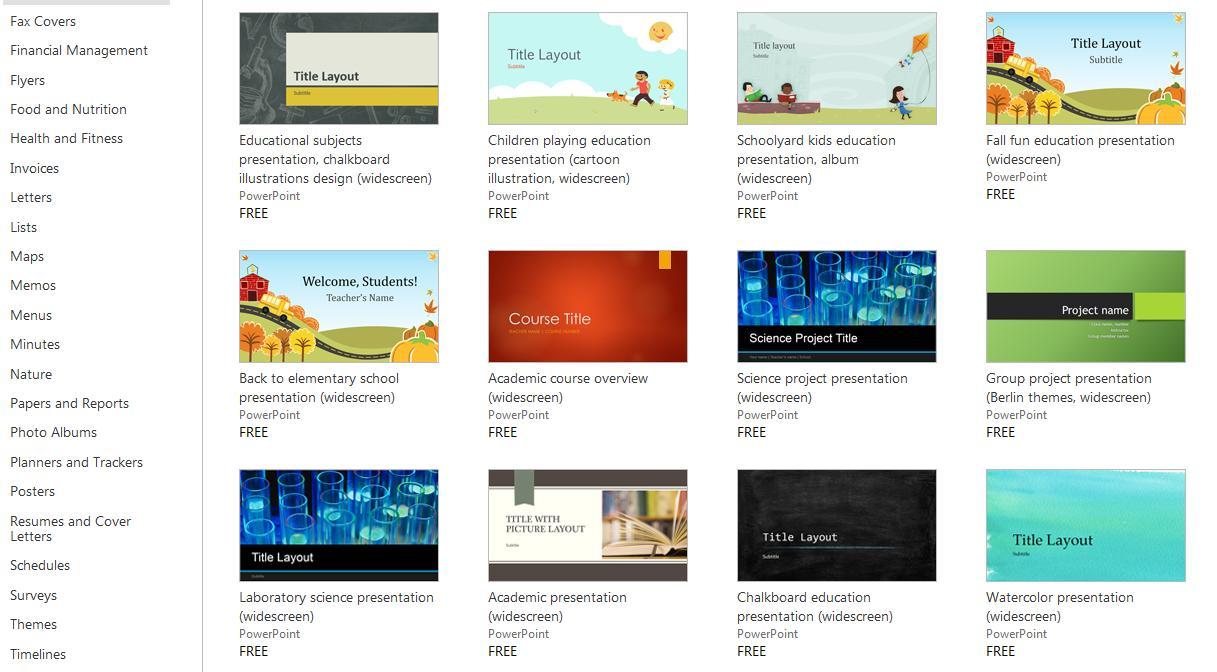 3 Sitios para Descargar Plantillas Gratuitas de PowerPoint ...