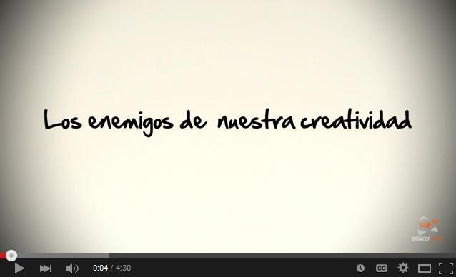 ConoceEnemigosCreatividad-Video-BlogGesvin