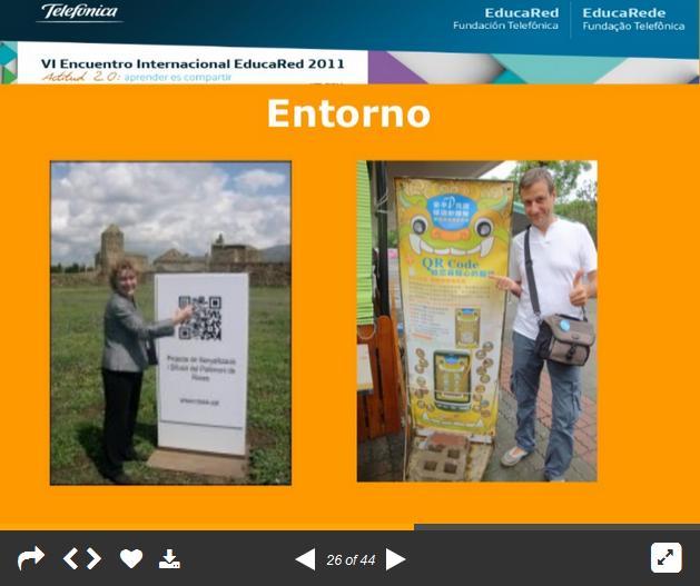 ExperienciasEducativasCódigosQR-Presentación-BlogGesvin