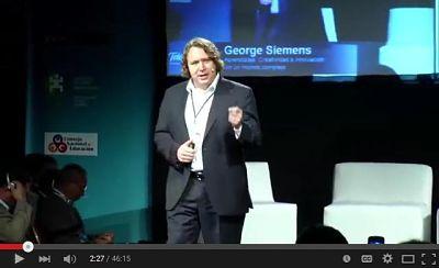 GeorgeSiemensConectivismoLima2012-Video-BlogGesvin
