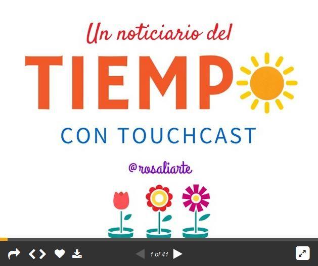 ProyectoAulaUnNoticiarioTiempoTouchcast-Presentación-BlogGesvin