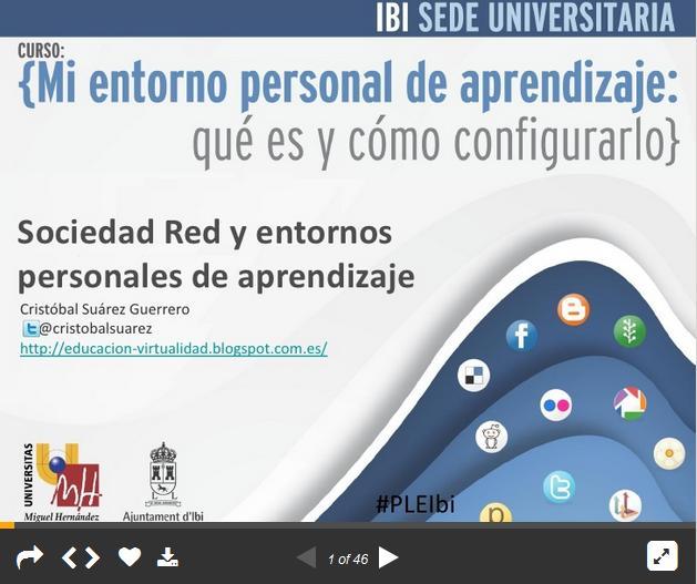 SociedadRedEntornosPersonalesAprendizaje-Presentación-BlogGesvin