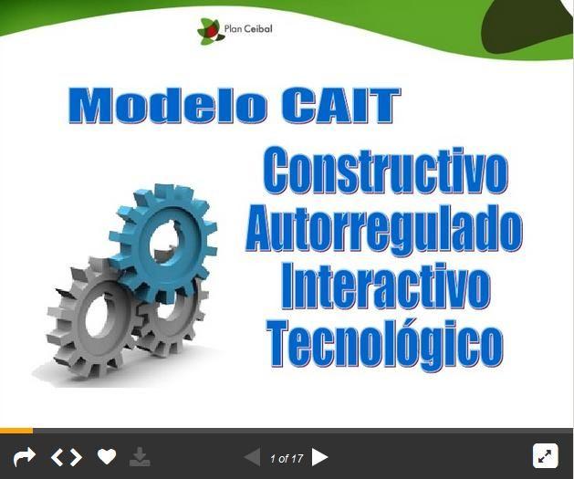 CAITUnModeloAprendizajeApoyadoTIC-Presentación-BlogGesvin