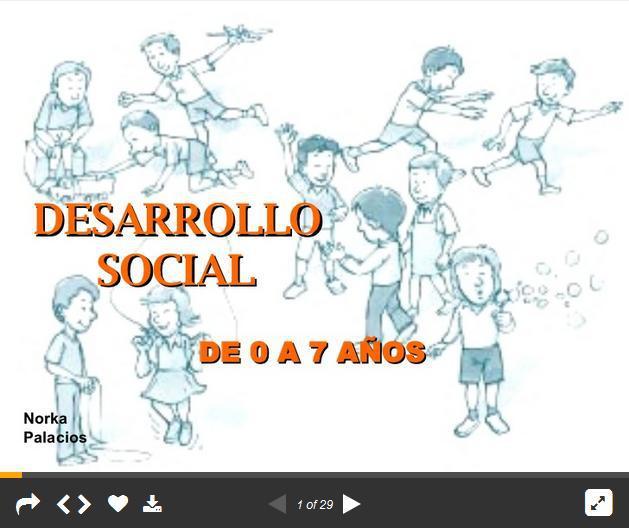 DesarrolloSocialNinos0y7anos-Presentacin-BlogGesvin