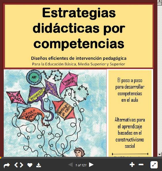 EstrategiasDidácticasCompetenciasDiseñosIntervenciónPedagógicaPresentación-BlogGesvin