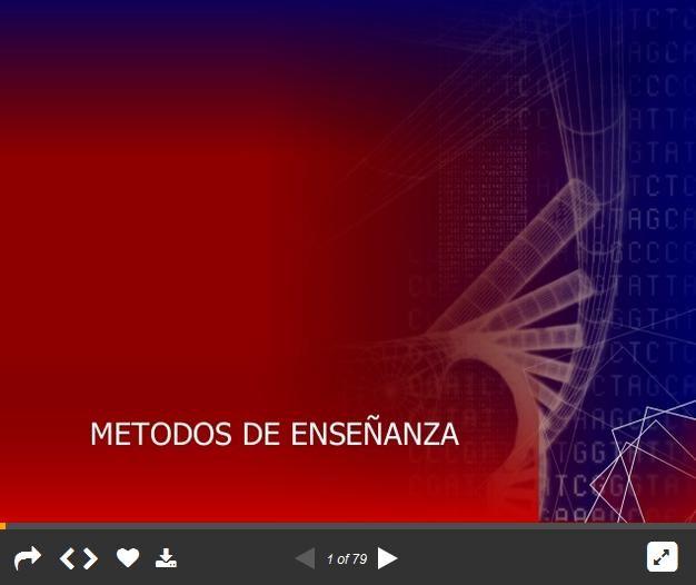 MetodosEnseñanzaAprendizajeFactoresModelos-Presentación-BlogGesvin