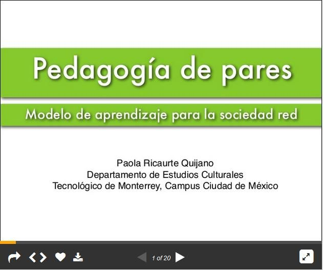 PedagogíaParesUnParadigmaAprendizajeCooperativo-Presentación-BlogGesvin