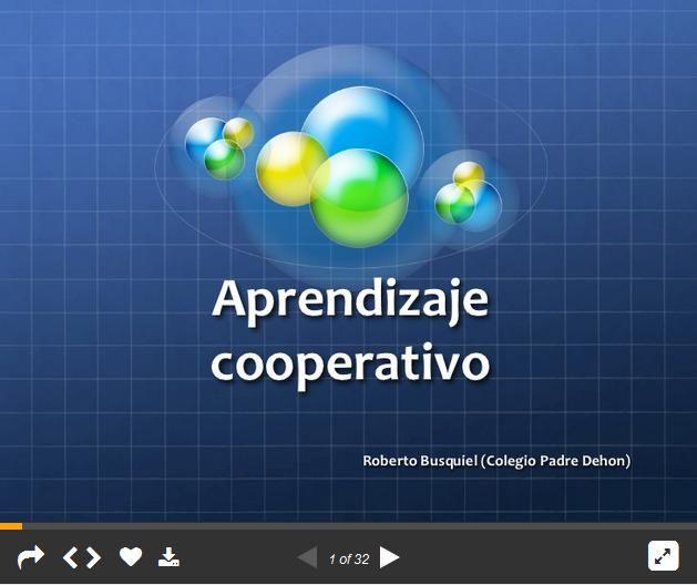 AplicandoAprendizajeCooperativoAulaPrimaria-Presentación-BlogGesvin