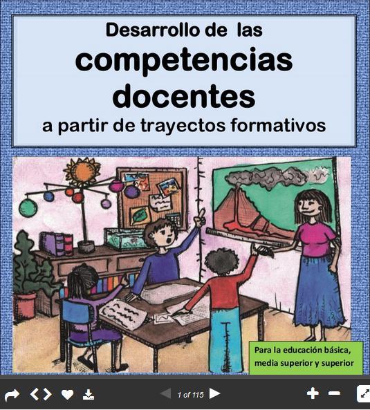 CompetenciasDocentesProyectosFormativos-Presentación-BlogGesvin