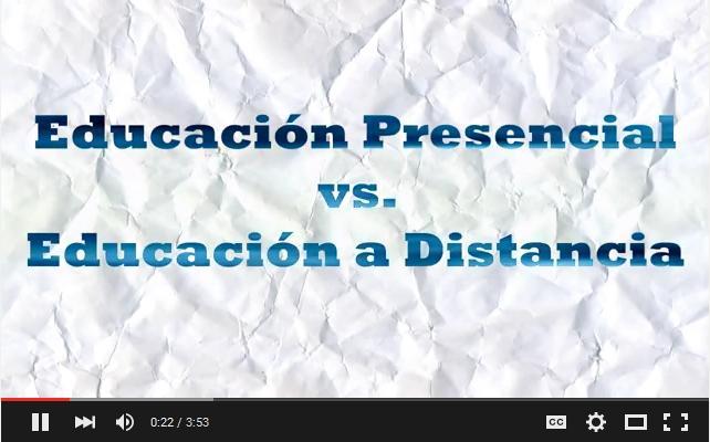 EducaciónPresencialEducaciónDistancia-Video-BlogGesvin