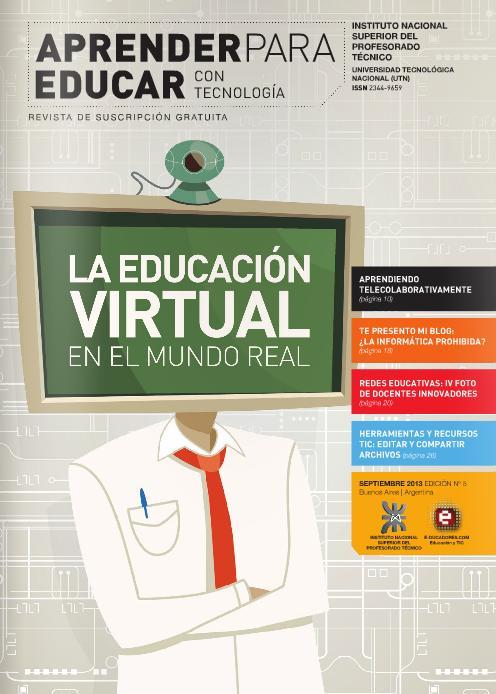 LaEducaciónVirtualMundoRealEducarAprender-Presentación-BlogGesvin
