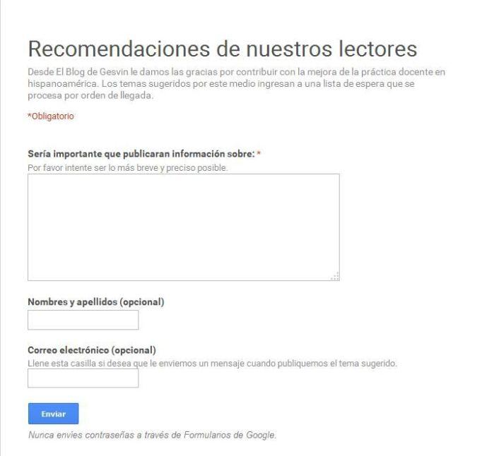 RecomendacionesNuestrosLectores-BlogGesvin