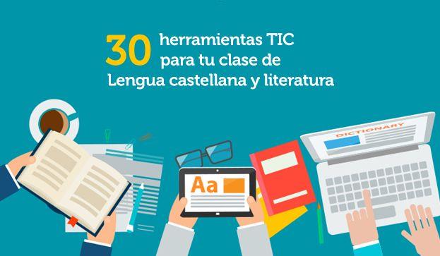 LenguaLiteratura30HerramientasTICApoyarClases-Artículo-BlogGesvin