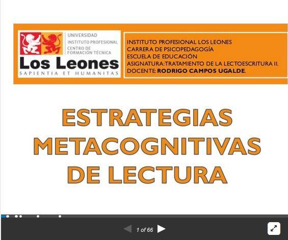 EstrategiasMetacognitivasLectura-Presentación-BlogGesvin