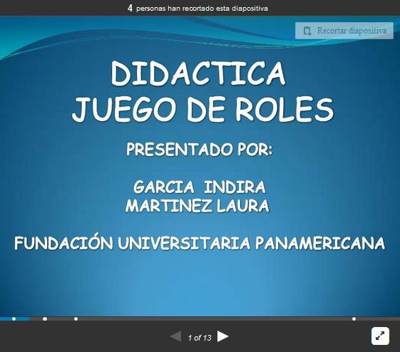 JuegoRolesDidácticaActiva-Presentación-BlogGesvin