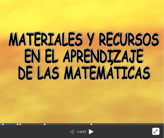 AprendiendoMatemáticasRecursosMaterialesDidácticos-Presentación-BlogGesvin
