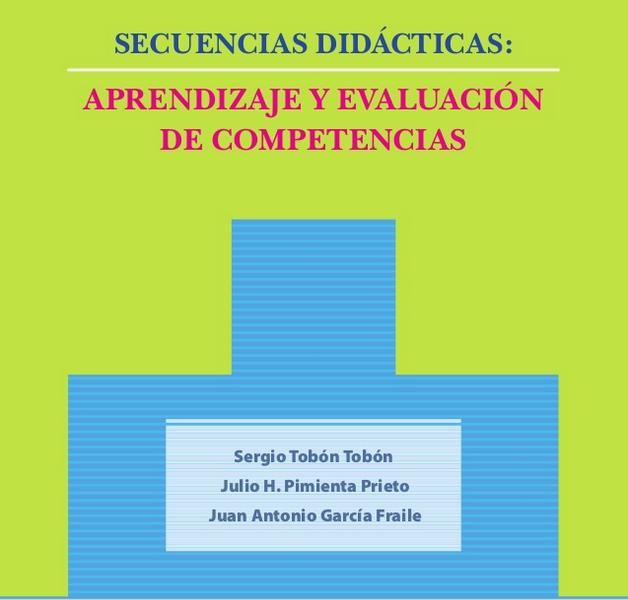 AprendizajeEvaluaciónCompetenciasSecuenciasDidácticas-Presentación-BlogGesvin