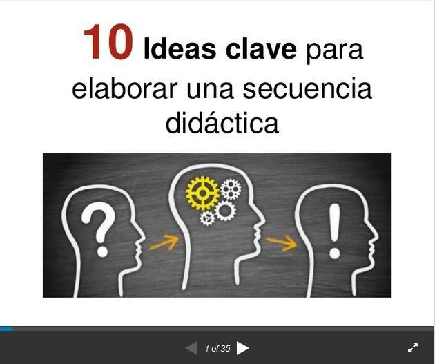 SecuenciaDidáctica10ClavesElaborarla-Presentación-BlogGesvin