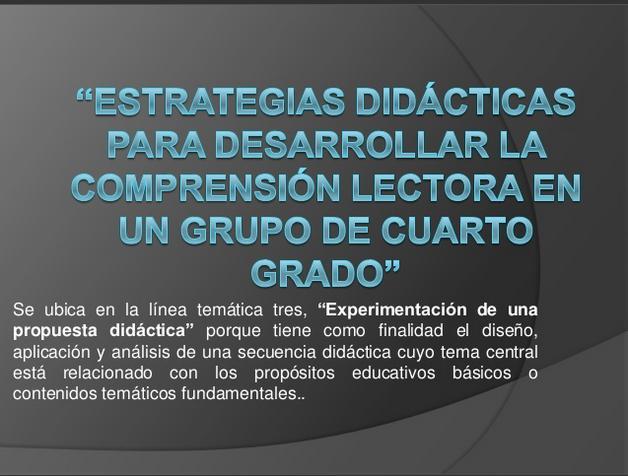 ComprensiónLectora6EstrategiasDidácticasPrimaria-Presentación-BlogGesvin