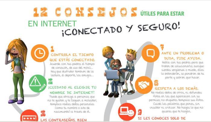 Alumnos12ConsejosSeguridadInternet-Infografía-BlogGesvin