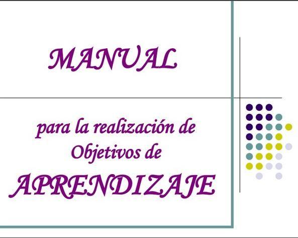 ObjetivosAprendizajeManualRedactarlos-Presentación-BlogGesvin