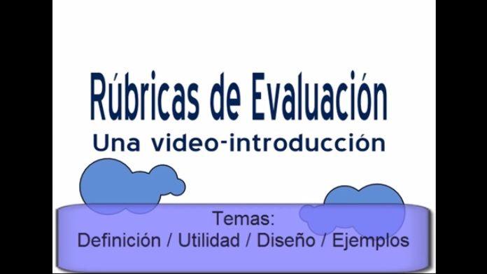 RúbricaEvaluaciónCómoElaborarlaEfectividad-Video-BlogGesvin