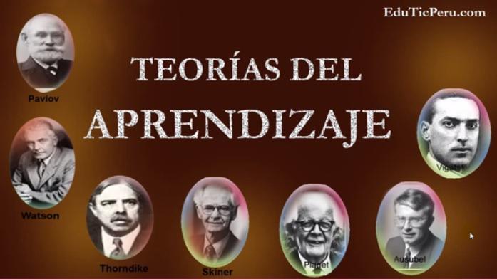 TeoríasAprendizajeClasificaciónPrincipalesRepresentantes-Video-BlogGesvin