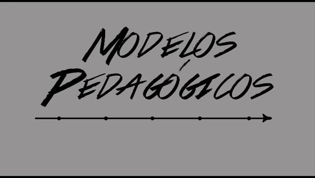 LosModelosPedagógicosTiempo-Video-BlogGesvin
