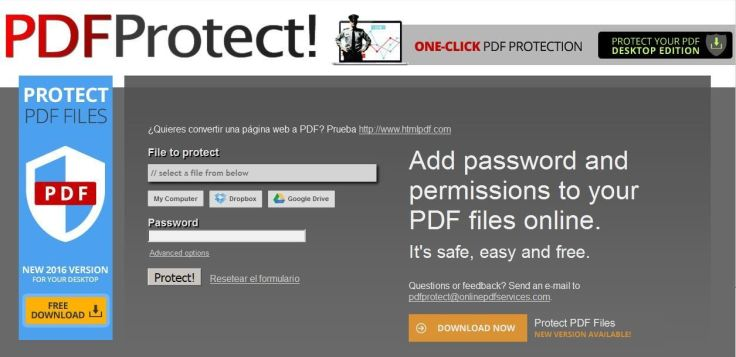 ProtegiendoPDFsContraseñaHerramientaGratuita-Sitio-BlogGesvin