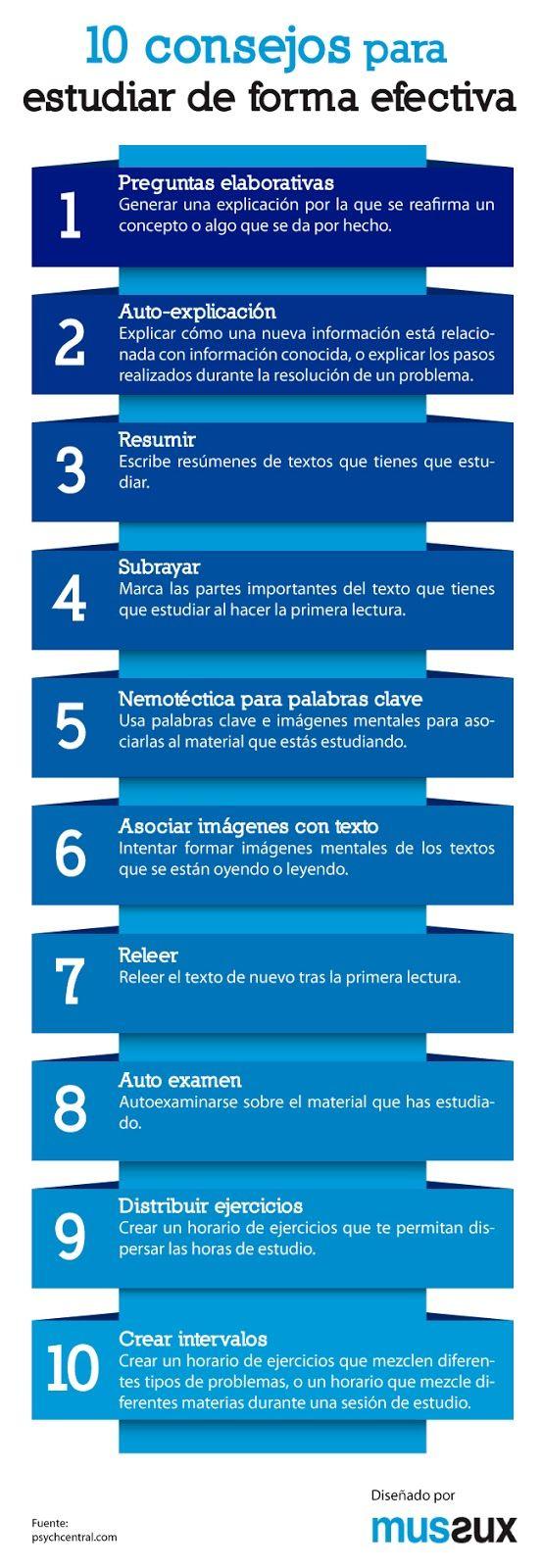 10ConsejosEstudiarFormaEfectiva-Infografía-BlogGesvin