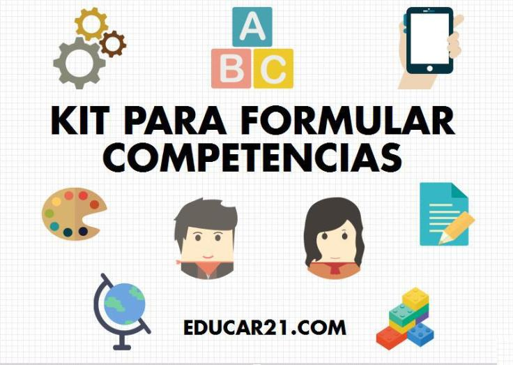 Kit para Formular Competencias.