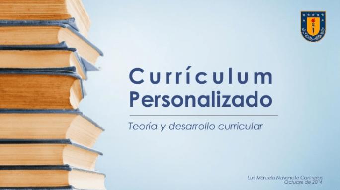 curriculopersonalizadoteoriadesarrollocurricular-presentacion-bloggesvin