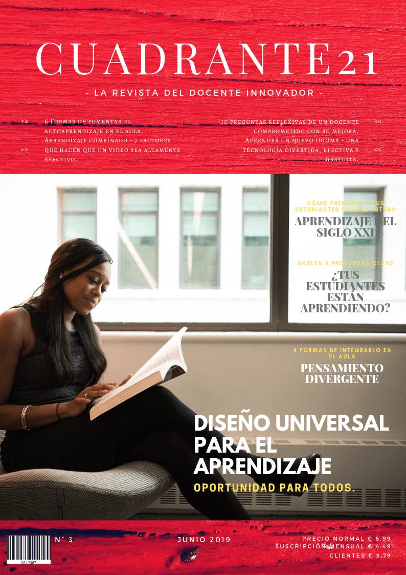 Revista Docente Cuadrante21 – Volumen 3.