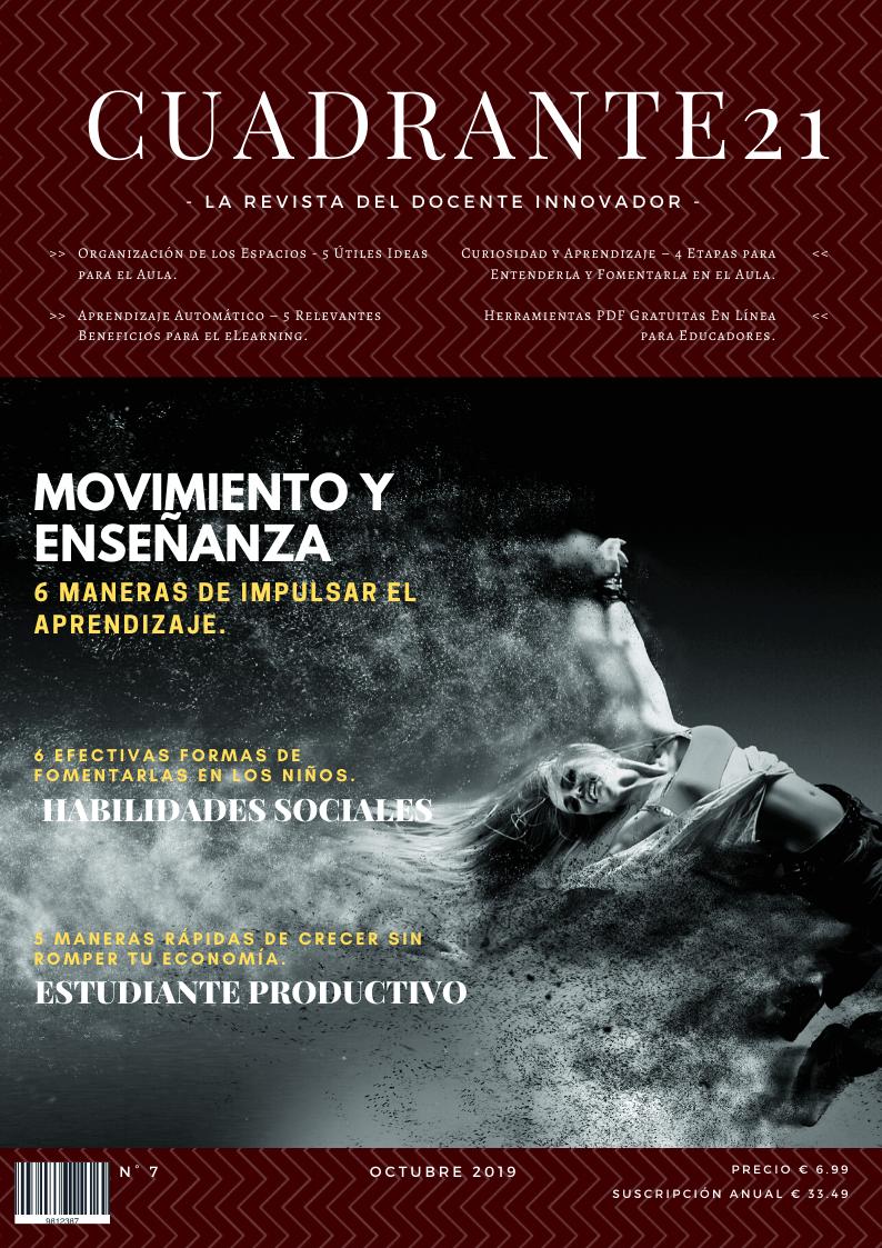 Revista Docente Cuadrante21 – Volumen 7.