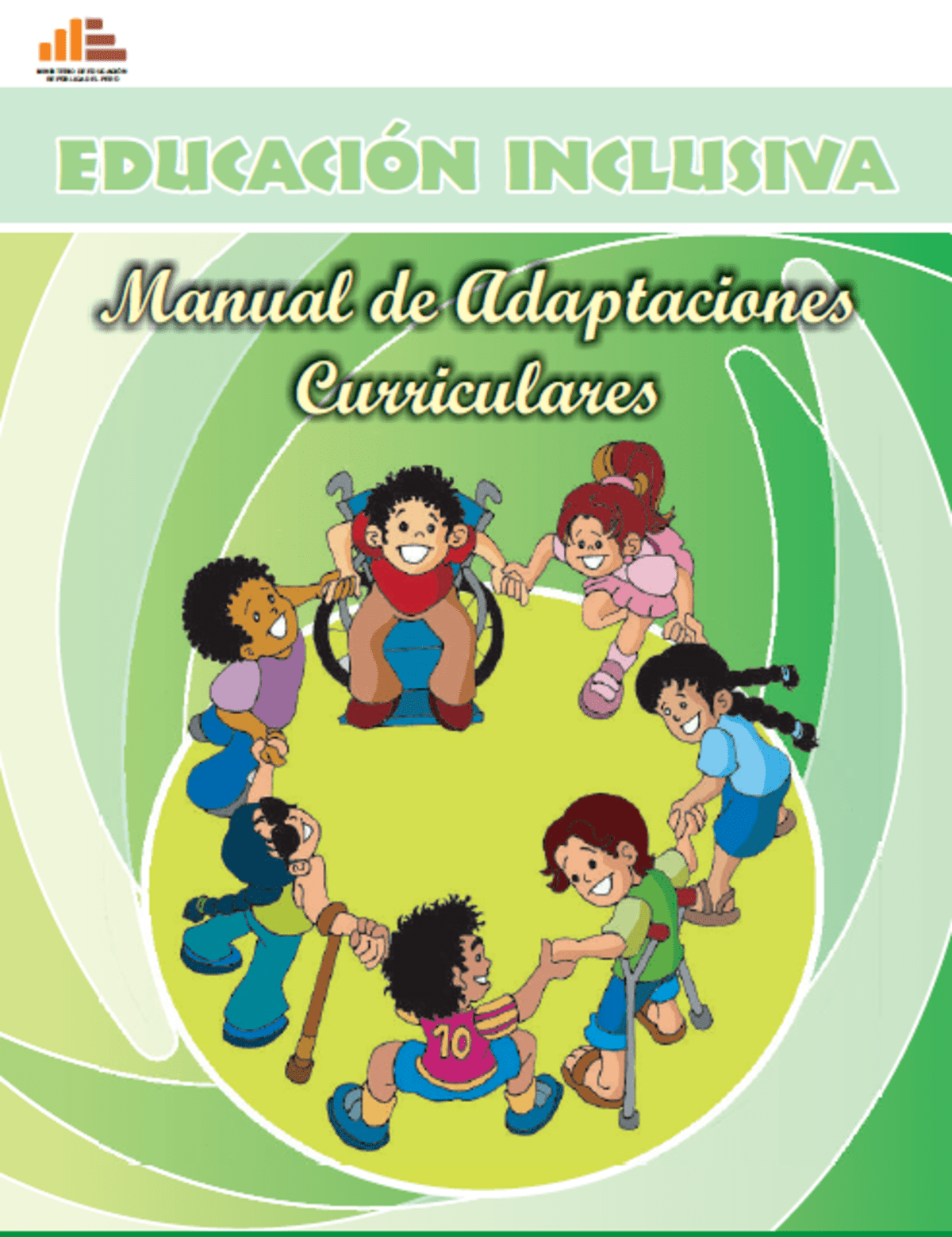 Educación Inclusiva - Manual de Adaptaciones Curriculares