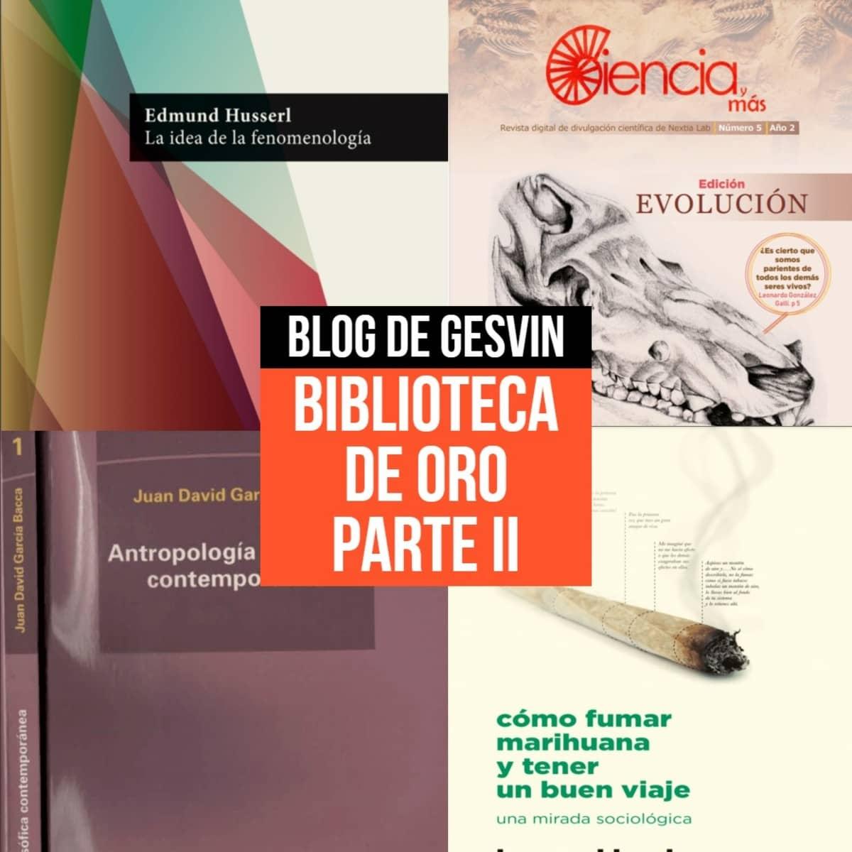 Biblioteca de Oro Parte II.